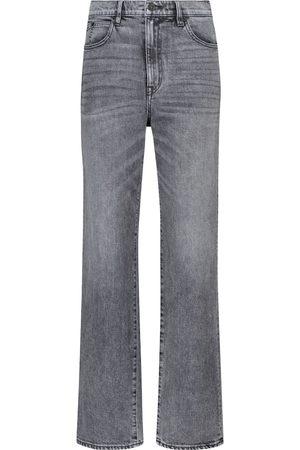 SLVRLAKE Damen Straight - High-Rise Straight Jeans London