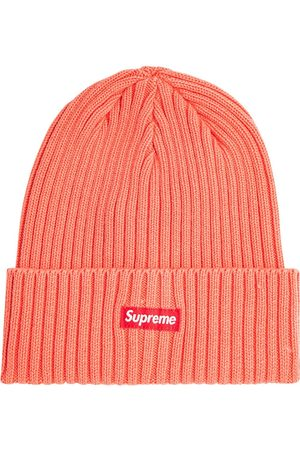 Supreme Hüte - Overdyed ribbed knit beanie