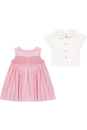 Rachel Riley Outfit Sets - Baby Set aus Kleid und Bluse