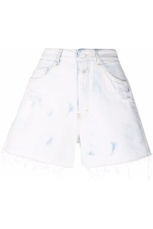 Closed Damen Shorts - Tie-dye print shorts