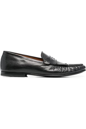 Bally Cromwell fringe-flap loafers