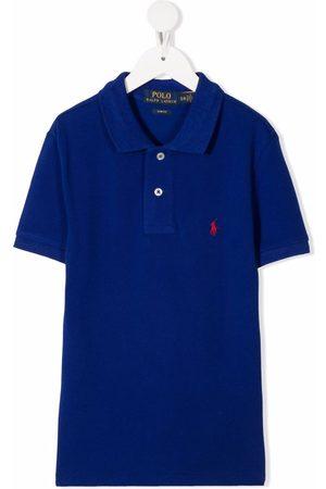 Ralph Lauren Jungen Poloshirts - Logo-embroidered polo shirt