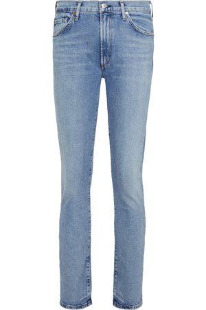 Citizens of Humanity Damen Slim - Mid-Rise Slim Jeans