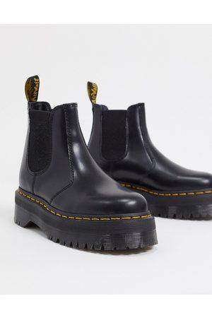 Dr. Martens 2976 flatform chelsea boots in