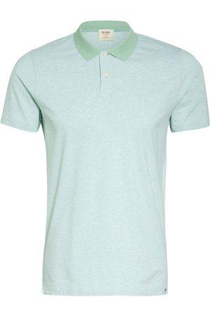 Olymp Jersey-Poloshirt Level Five Body Fit gruen