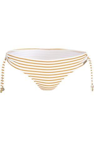 Watercult Bikini-Hose Summer Stripe weiss