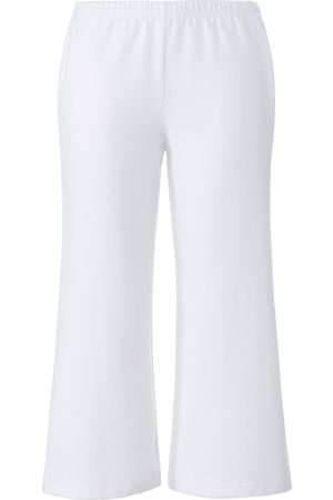 PETER HAHN PURE EDITION Sweat-Culotte weiss