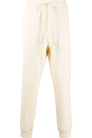 Nanushka Damen Jogginghosen - Logo-embroidered track pants