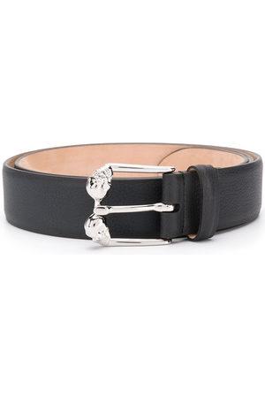Alexander McQueen Twin-skull belt