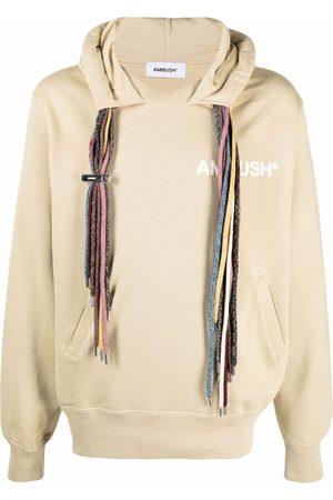 AMBUSH Multi-drawstring logo sweatshirt