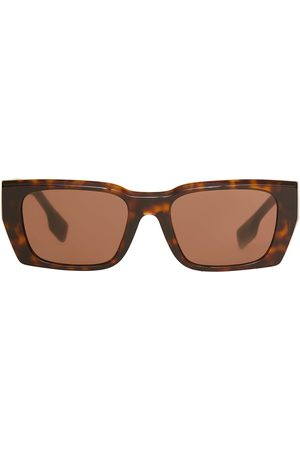 Burberry Rectangle-frame sunglasses