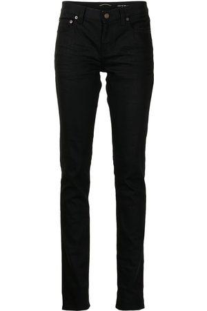 Saint Laurent Skinny mid-rise jeans