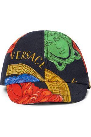 VERSACE Jungen Caps - Baseballcap Medusa aus Baumwolle