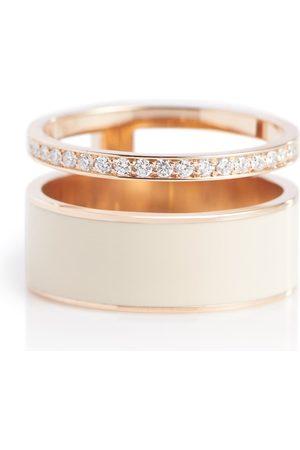 Repossi Damen Ringe - Ring Berbere Module aus 18kt Roségold mit Diamanten