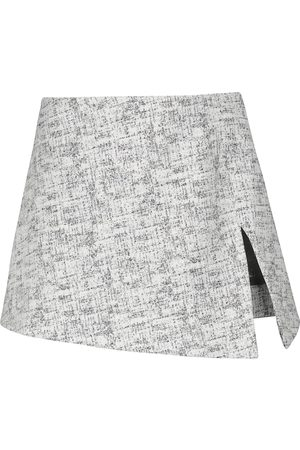 COPERNI Minirock aus Tweed