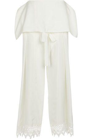Loewe Paula's Ibiza Seidenhose mit weitem Bein
