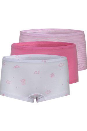 Schiesser Damen Panties - 3er-Pack Panties Original Classics weiss