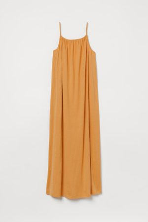 H&M Langes Trägerkleid