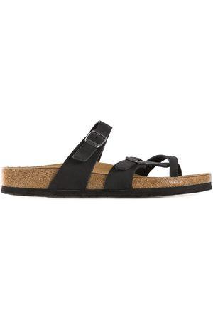 Birkenstock Damen Sandalen - Crisscross front buckled sandals