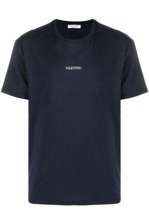 VALENTINO Herren Shirts - Logo-print T-shirt