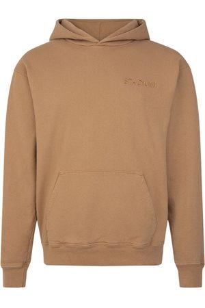 Stadium Goods Sweatshirts - Eco logo-embroidered hoodie