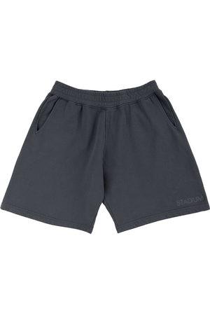 Stadium Goods Kurze Hosen - Eco logo-embroidered track shorts