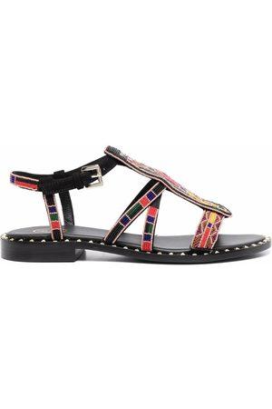 Ash Peaceful beaded sandals