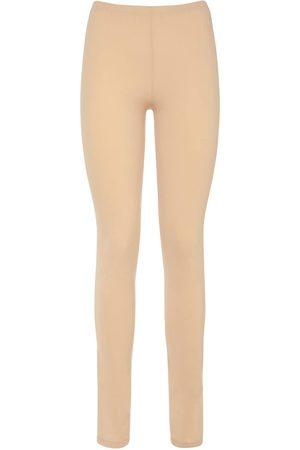 MM6 MAISON MARGIELA Damen Jogginghosen - Jerseyhose Mit Minimal-logo