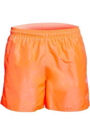 adidas Herren Badehosen - Badeshorts Solid orange