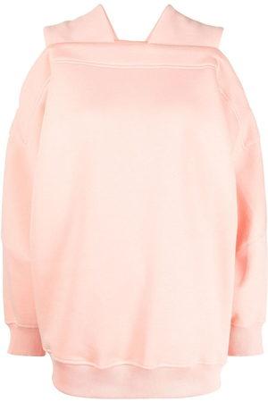 Atu Body Couture X Ioana Ciolacu cut out-detail sweatshirt