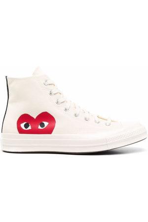 Comme des Garçons X Converse Chuck 70 high-top sneakers