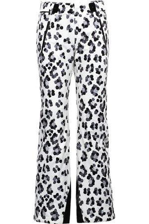 Aztech Team Aztech leopard-print pants