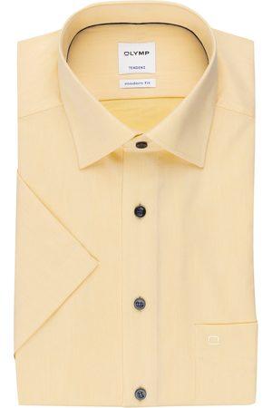 Olymp Herren Business - Kurzarm-Hemd Modern Fit