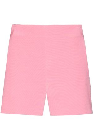 VALENTINO Damen Shorts - High-rise tailored shorts