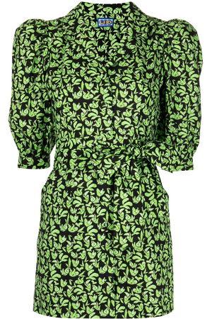 LHD Casitas sloth-print dress