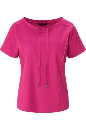 Looxent Damen Blusen - Blusen-Shirt zum Schlupfen pink