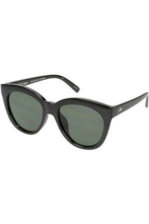 Le Specs Resumption Black Sunglasses