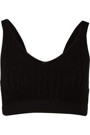 Filippa K Damen Shirts - Cropped-Stricktop Fay