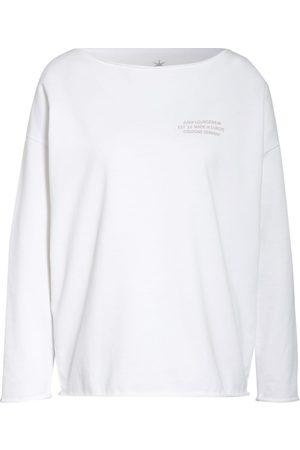 Juvia Damen Sweatshirts - Sweatshirt weiss