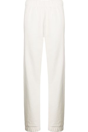 Ganni Elasticated-waist track pants