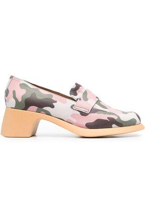 Camper Damen Halbschuhe - X Ssense camouflage shoes