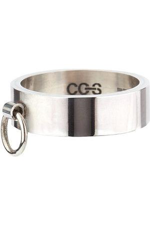 CC Steding Knock flat band ring
