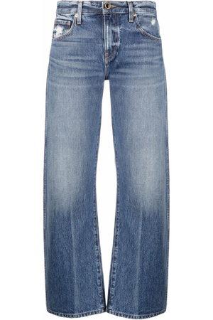 Khaite Damen Straight - Kerrie straight-leg jeans