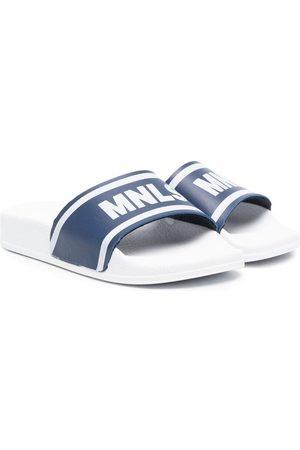 MONNALISA Logo-print slides