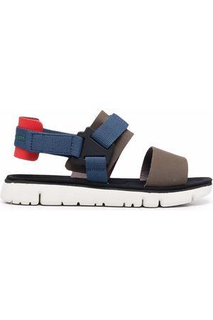 Camper Herren Sandalen - Oruga colour-block sandals