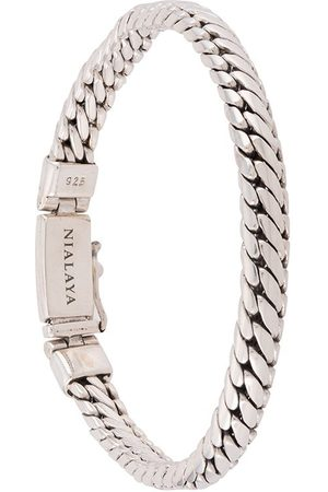 Nialaya Herren Armbänder - Rope-chain bracelet