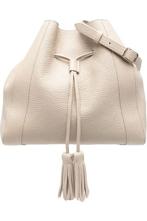 MULBERRY Damen Umhängetaschen - Small Millie grained-leather bag