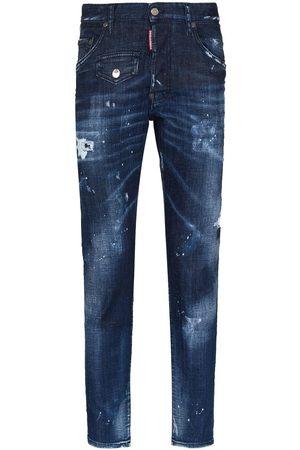 Dsquared2 Herren Slim - Skater slim-fit jeans