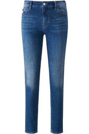 JOOP! Damen Slim - 5-Pocket-Jeans Slim Fit denim
