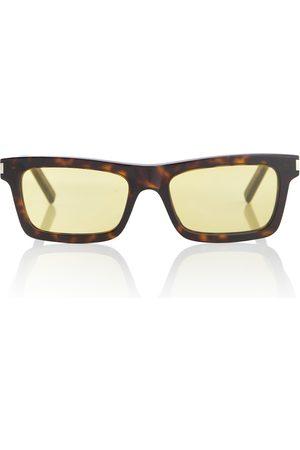 Saint Laurent Eckige Sonnenbrille Betty